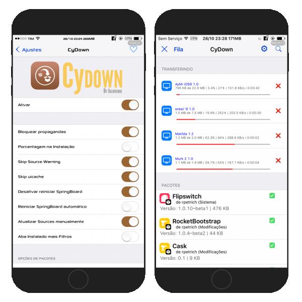 Tweak - CyDown | Jailbreak of Turkey