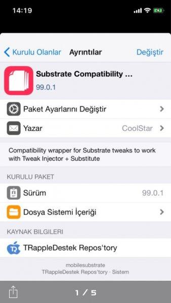 Yasak Repolar Yüzünden Çalışmayan Cydia | Jailbreak of Turkey